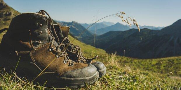 Das Wandern ist des Salzburgers Lust