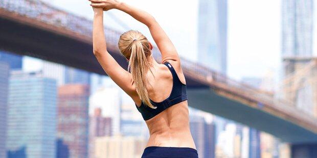 33 Wohlfühl- Quickies für den Rücken