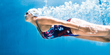 Die besten Tipps für die richtige Schwimmtechnik