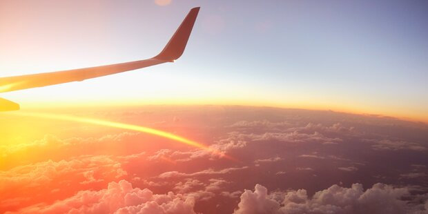 An diesen Tagen sind Flüge am günstigsten