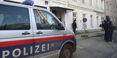 Terror in Wien: Acht Verdächtige in U-Haft