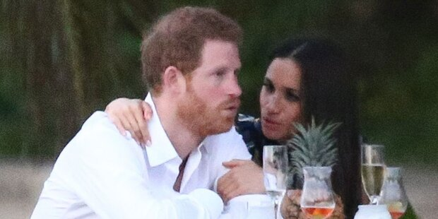 Prinz Harry: Hochzeit mit Meghan schon 2018