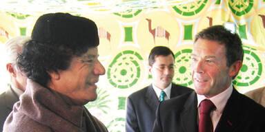 Die Akte Gaddafi - 45 Millionen wert?