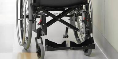 """Rollstuhl-Fahrer"" flüchtete zu Fuß"