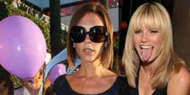 Heidi Klum will Posh Spice aufpäppeln