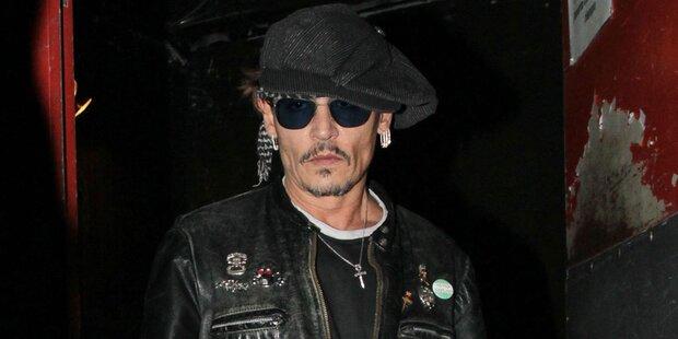 Johnny Depp: Jetzt droht ihm Anklage