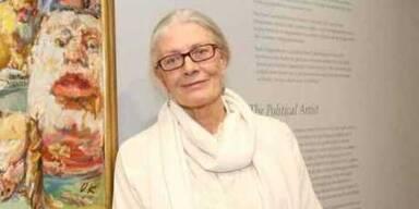 Vanessa Redgrave in der Wiener Albertina