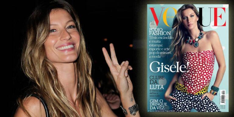 Gisele Bündchen: Schwanger auf Vogue?
