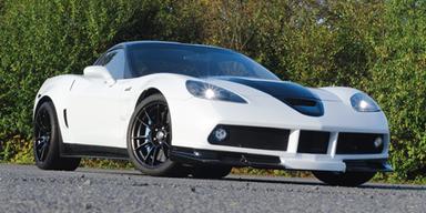 Corvette ZR1 mt 710 PS