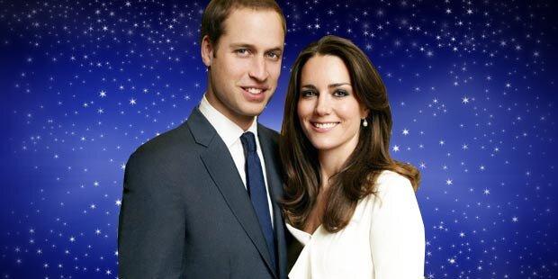 Die Gäste von William & Kate
