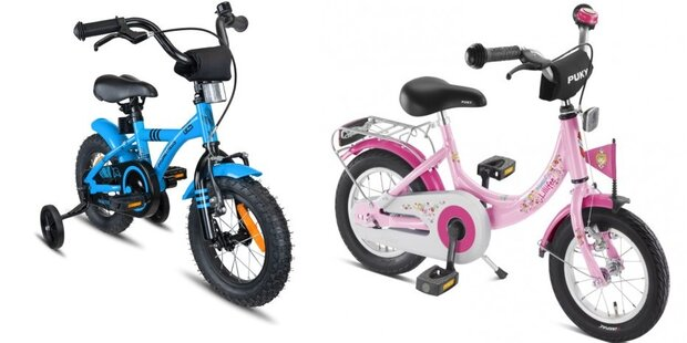 12 Zoll Kinderfahrräder-Vergleich