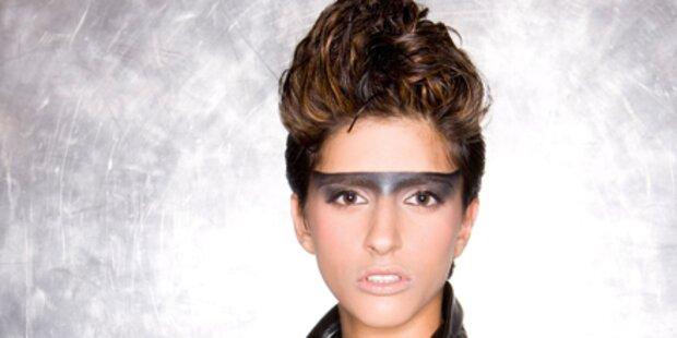 Schöne Aylin ist jetzt Frida Kahlo