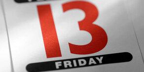 Freitag der 13. – Heute schon Pech gehabt?