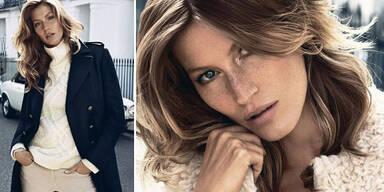 Gisele Bündchen: So schön für H&M