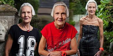 Die stylischste Pensionistin der Welt