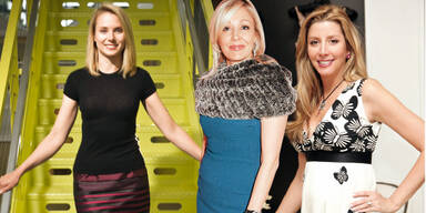 Die besten Business- Ladys der Welt