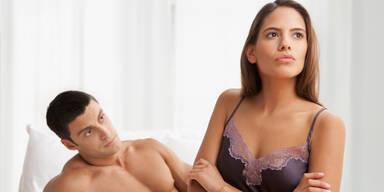 8 Gründe, warum Sex keinen Spaß mehr macht