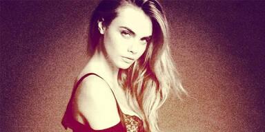 Cara Delevingne: Neues La Perla Gesicht