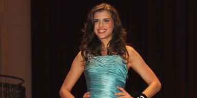 Katharina ist die neue Miss Vienna
