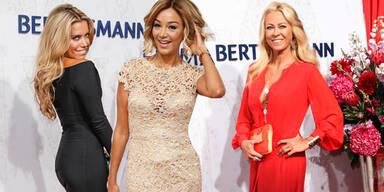 Die Looks der Bertelsmann-Party