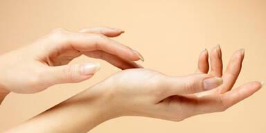Was Hände über die Gesundheit verraten