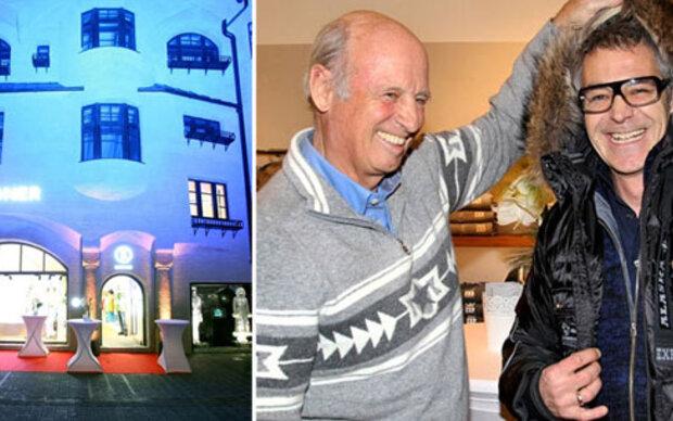 Willy Bogner feierte mit VIPs neuen Store