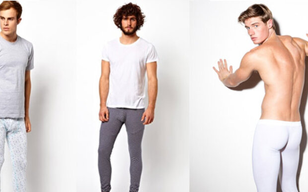 Meggings: Neuer Trend der Männerwelt?
