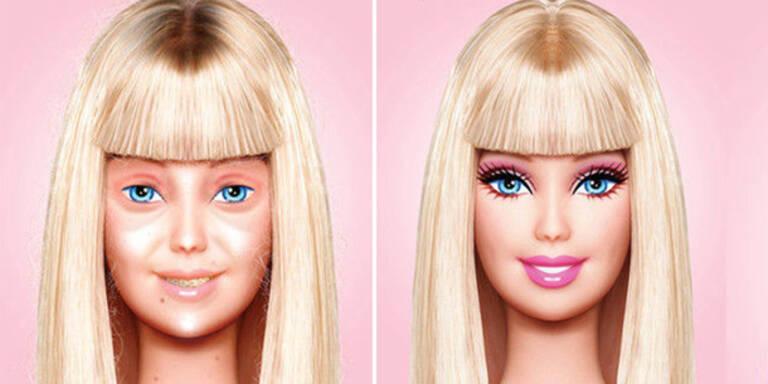 Die ungeschminkte Barbie-Wahrheit