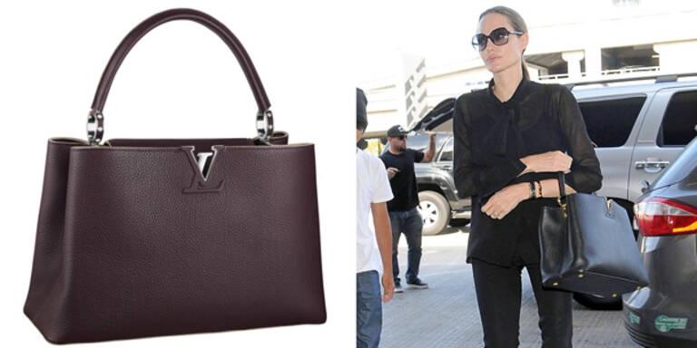 Vuitton-Bag dank Angelina ausverkauft
