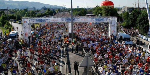 Zittern um den Linz-Marathon