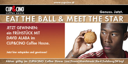 Eat the Ball® And Meet The Star