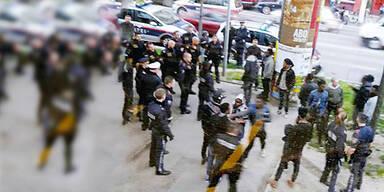 Banden-Kriege außer Kontrolle