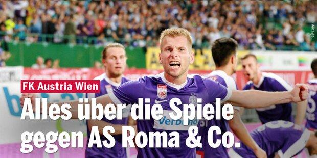 Anzeige Austria Wien