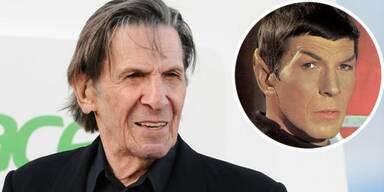 Schock: Mr. Spock unheilbar krank!