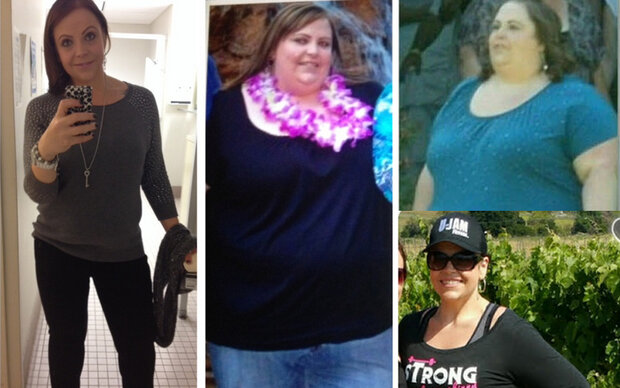 Minus 104 Kilo: So verlor sie 20 Kleidergrößen