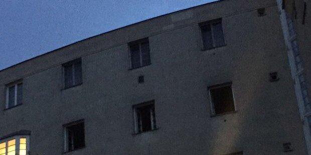 Fenstersturz: Sorge um 2 Kinder