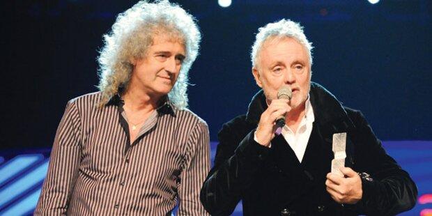 Kultband Queen vor Live-Comeback