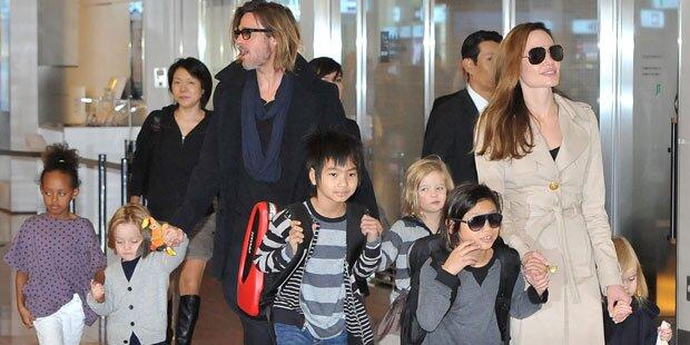 Jolie: Cyber-Security für ihre Kids