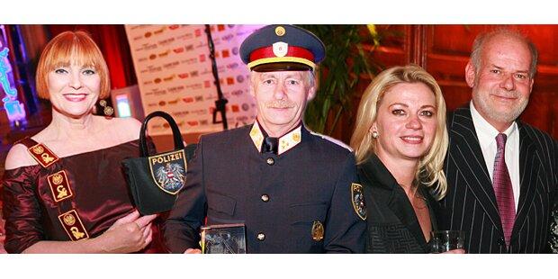 133er Award für Top-Polizisten