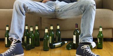 200.000 extreme Trinker in Österreich