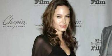 Angelina Jolie erwartet Zwillinge