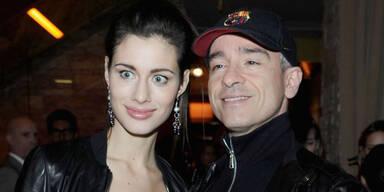 Eros Ramazzotti & Marica Pellegrinelli