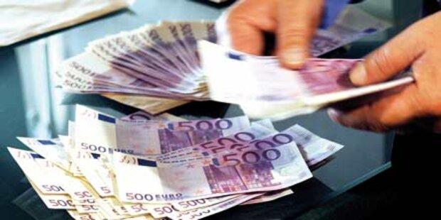 Pyramiden-Spiel mit 6 Mio. Euro Schaden