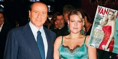 Berlusconi-Tochter Barbara auf dem Cover von Vanity Fair