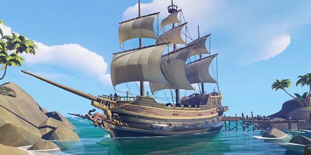 Neues Piratenspiel sticht exklusiv für Xbox in See