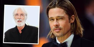 Michael Haneke gab Brad Pitt einen Korb