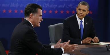 Obama gegen Romney: Kopf an Kopf im Finale