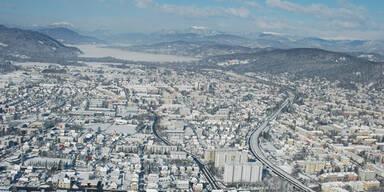 Erdbeben im Raum Klagenfurt