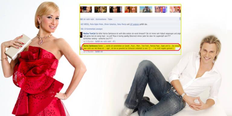 "Sarkissova: ""Bin bei Schwulen unbeliebt"""