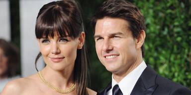 Tom Cruise & Katie Holmes: Scheidung!